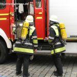Feuerwehr München mit einlagigen Einsatzhosen ohne Unterbekleidung