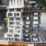 CAFS im Einsatz bei brennenden Paletten