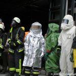 Unterschiedliche Einsatzkleidungen der Feuerwehr