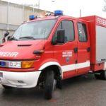 Modernes TSF-W der Feuerwehr Stockach