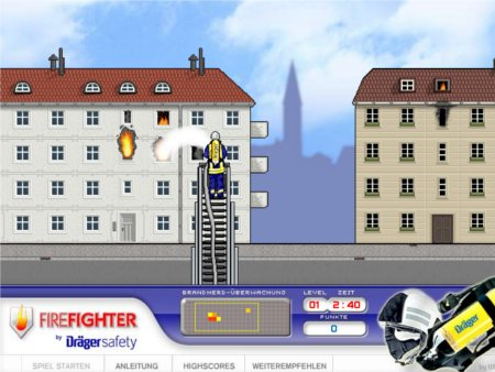 draeger-firefighter