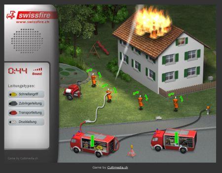 Online Feuerwehr Spiele
