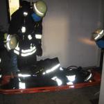 Atemschutz Notfall Training (Quelle: FF Steinbach)