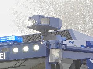 Wasserwerfer und Kamera mit Joystick Bedinung (Foto: Rosenbauer)