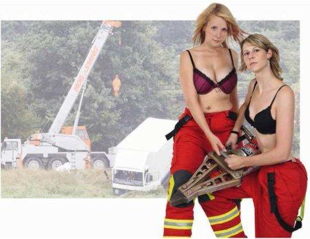 feuerwehrfrauenkalender