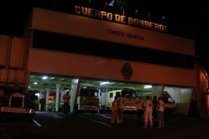 Zwischenstopp im Katastrophenschutzzentrum von Punta Canta (Quelle: Irakli West)