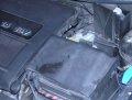 Feuerwehr-Autobatterie-abklemmen
