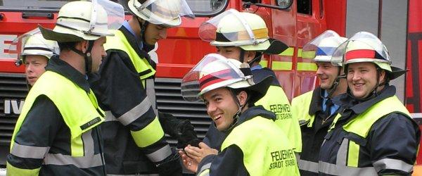 Feuerwehr Team