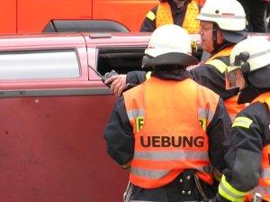 Einsatzweste Feuerwehr