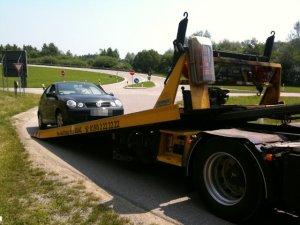 Fahrzeug abschleppen ADAC