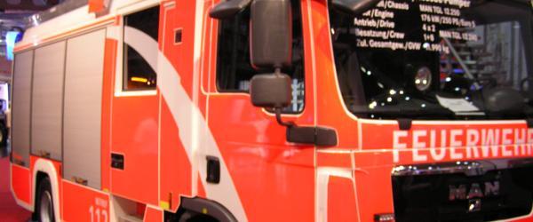 Interschutz Feuerwehr Berlin