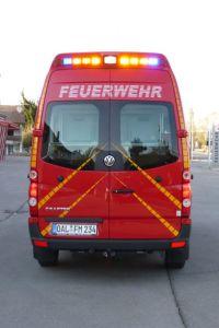 Heckansicht (Quelle: Feuerwehr Marktoberdorf)