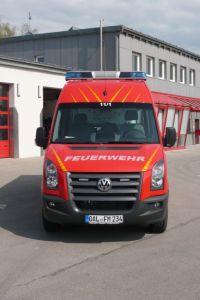 Frontansicht (Quelle: Feuerwehr Marktoberdorf)