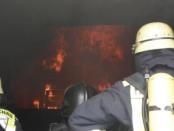 Brandschutzkleidung bei der Feuerwehr
