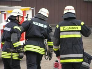 Führungskräfte Feuerwehr