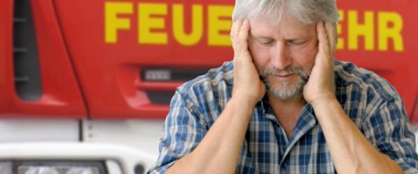 Burnout Syndrom Feuerwehr