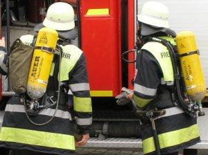 Feuerwehralarm Einbrecher Vernebelung