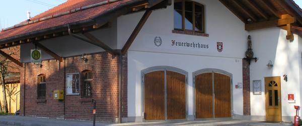 Gerätehaus Feuerwehr