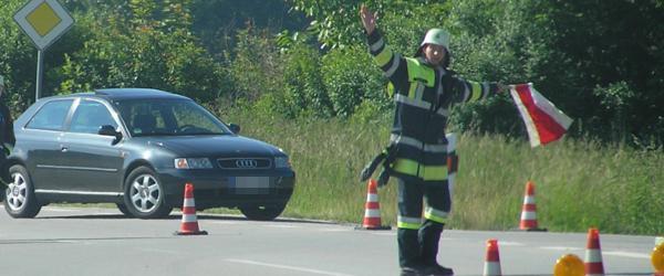 Feuerwehr reduziert Schutzkleidung