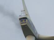 Brand Windkraftanlage