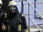 Heißbrandausbildung Container