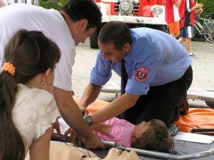 Engagierte und motivierte Feuerwehrleute sind Rückgrat jeder Feuerwehr