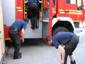 Besonders tagsüber beim Alarm sind engagierte Feuerwehrleute besonders wichtig