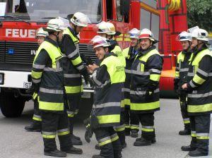 So schnell kanns gehen, in 6 Monaten zum fertigen Feuerwehrmann