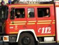 Alarmfahrt Feuerwehr