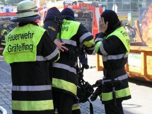 Gemeinsam geht es besser, auch bei der Feuerwehr