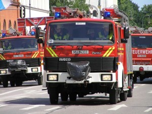 There are 1.3 million firefighters in Germany. Too many, not enough or just right?