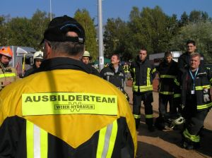 Know-How Transfer auf dem weltweit größten THL Seminar: Die Rescue Days