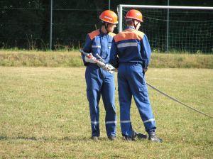 Viele Feuerwehrmänner beginnen Ihren Dienst in der Jugendfeuerwehr