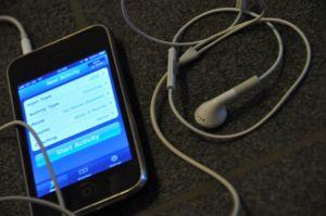 Eine iPhone App als Motivator und digitaler Notizzettel