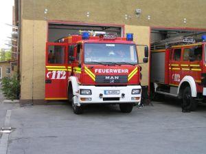 Bereits beim Ausrücken kann man sich überlegen wie man die Abläufe Rund ums und im Feuerwehrhaus optimiert