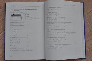 Für mich zu abgehoben, seitenweise Formeln im Anhang (Foto: ecomed)