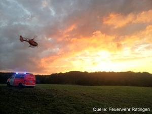 Quelle: Feuerwehr Ratingen