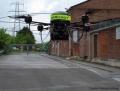 Drohne/Quadrocoper der LZPD NRW