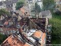 Brand von Dachstühlen in Neuehrenfeld