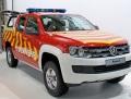 IAA Nutzfahrzeuge 2012 - Volkswagen Amarok Vorrauslöschfahrzeug