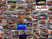 Eine Vielzahl von Fahrzeugen stehen für Eure Stimmen zur Verfügung