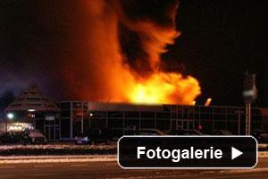 Feuerwehr Arnsberg Großbrand