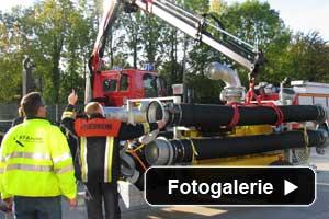 Feuerwehr Freising Maschinistenausbildung