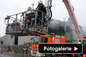 Feuerwehr Hannover Großbrand