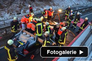 Verkehrsunfall LKW PKW