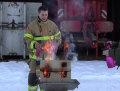 Brandbekämpfung Feuerwehr