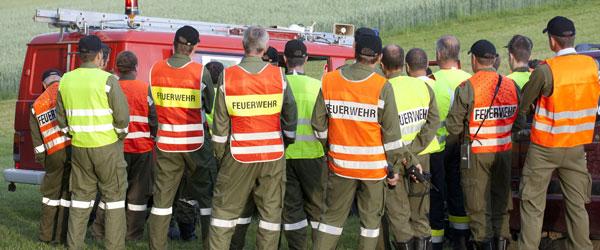 Feuerwehr Einsatznachbesprechung