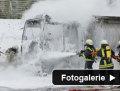Gefahrguteinsatz Autobahn Feuerwehr