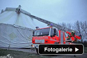 Brand Zirkus Wiesbaden