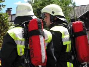 Rettungstrupp Atemschutz
